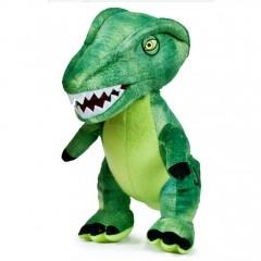 Jurassic World dino knuffel Raptor groen 50cm