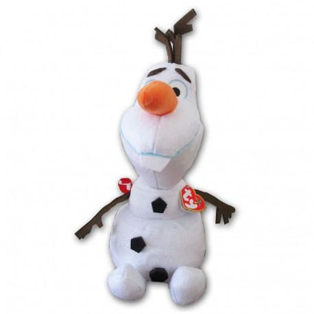 Disney Frozen Olaf knuffel met geluid 18cm