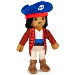 Playmobil knuffel piraat 32cm