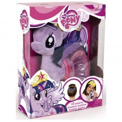 My Little Pony knuffel Twilight Sparkle Magic Friendship