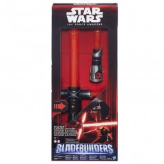 Star Wars Kylo Ren elektronische lightsaber deluxe