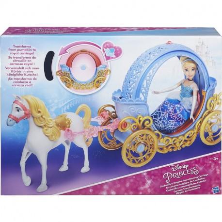 Disney Princess Assepoester magische koets