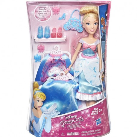 Disney Princess pop Assepoester modeplezier