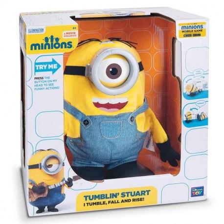 Minions tuimelende Stuart Thinkway Toys