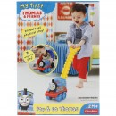 Thomas de trein loop- en duwroller Fisher Price