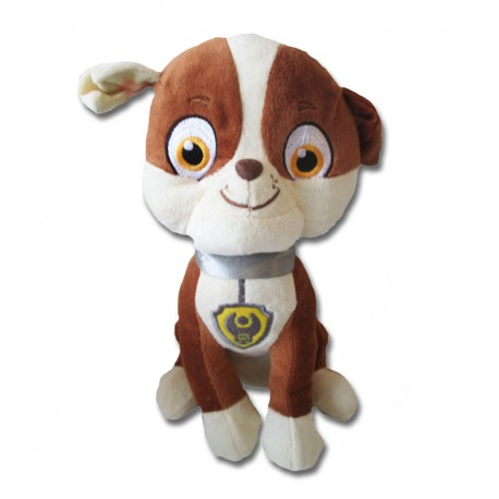PAW Patrol knuffel Rubble off-duty