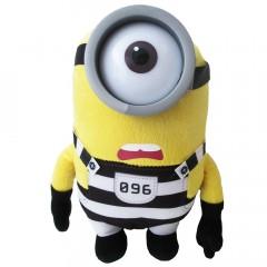 Minion knuffel Jailbreak Stuart nr.096
