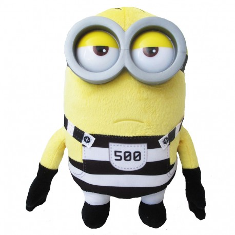 Minion knuffel Jailbreak Tom nr.500