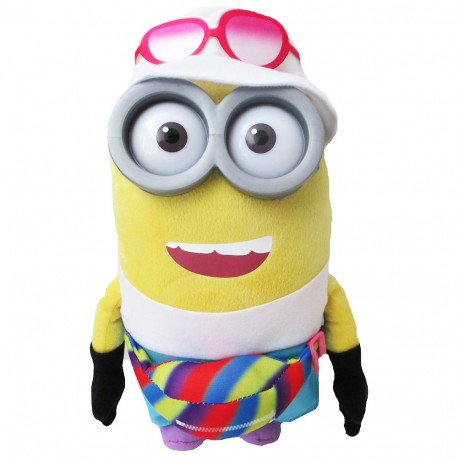 Minion knuffel Freedonian Jerry tourist