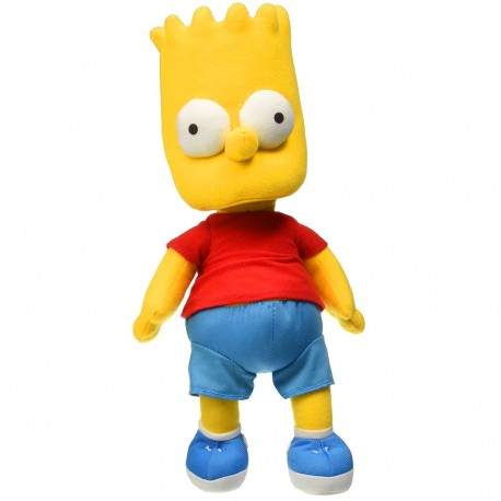 The Simpsons knuffel Bart 35cm