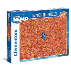 Clementoni puzzel Finding Nemo Super Complex 1000 stukjes