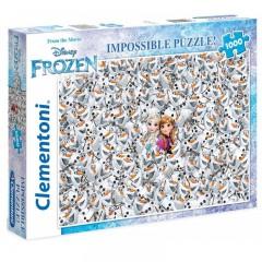 Clementoni puzzel Frozen Super Complex 1000 stukjes