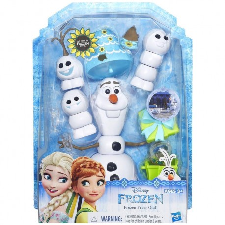 Disney Frozen Fever Olaf speelset