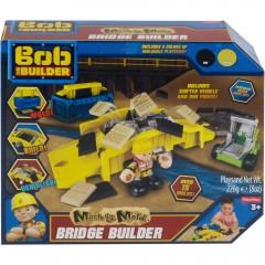 Bob de Bouwer Mash & Mould bruggenbouwer