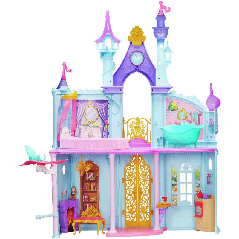 Disney princess kasteel speelset - Chateau de barbie ...