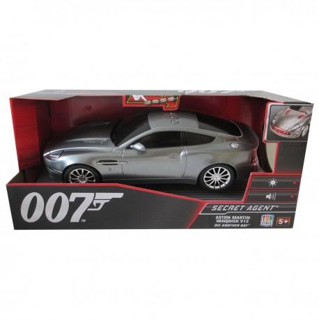James Bond auto Aston Martin Vanquish V12