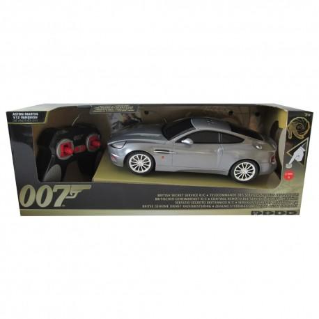 James Bond R/C Aston Martin Vanquish V12 1:18