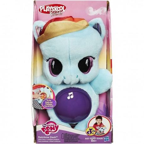 My Little Pony pluche Rainbow Dash Glow Pony