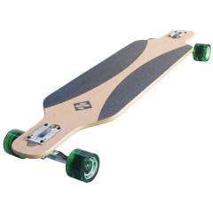 StreetSurfing longboard Freeride Carving Green 99cm