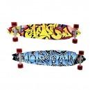 Longboard graffiti 106cm