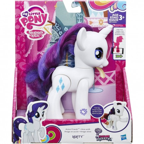 My Little Pony Action Friends - Rarity