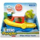 Fisher Price Little People Schip Ahoy Jacht badspeelgoed