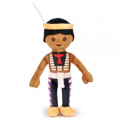 Playmobil knuffel indiaan 30cm