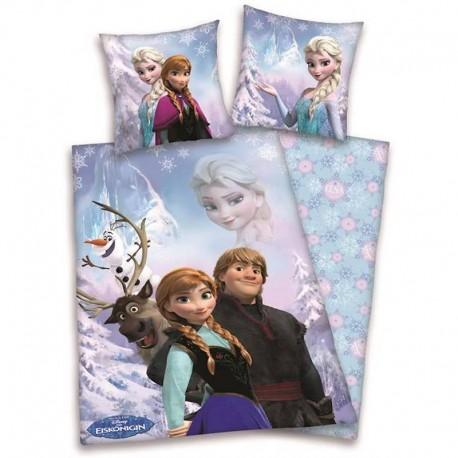 Disney Frozen dekbedovertrek Eiskönigin