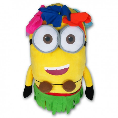 Despicable Me knuffel Freedonian Jerry Hawaii 62cm