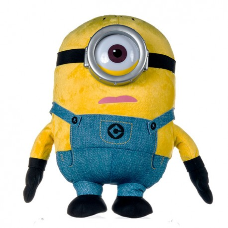 Despicable Me knuffel Minion Carl (34cm)