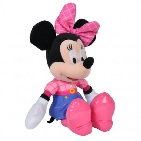 Minnie Mouse knuffel Cowgirl 50cm