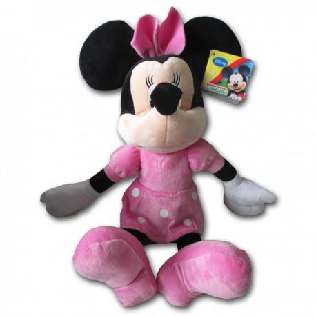 Minnie Mouse knuffel roze 30cm
