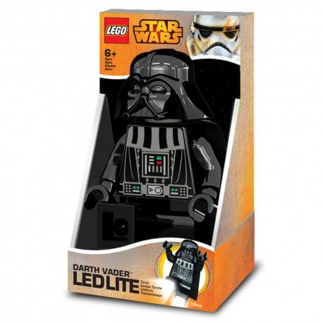 Lego Star Wars led zaklamp Darth Vader