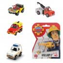 Brandweerman Sam diecast voertuigen 5 stuks (B)