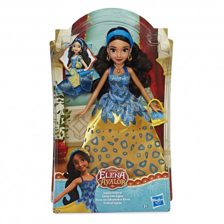 Disney Elena van Avalor Jaquin Festival pop