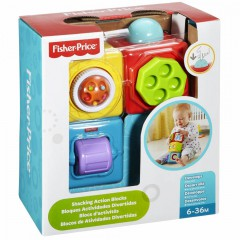 Fisher-Price activity stapelblokken