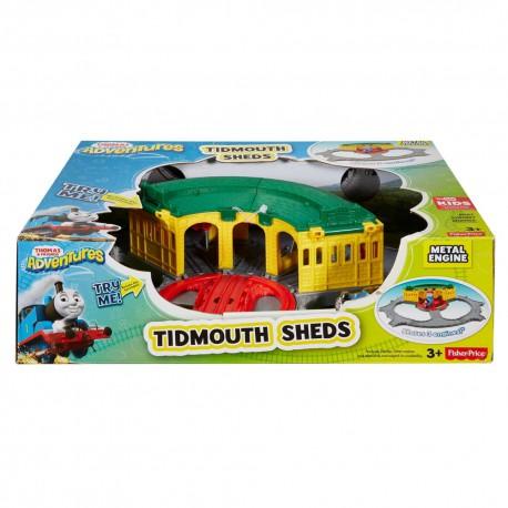 Thomas de trein Adventures - Tidmouth Loods