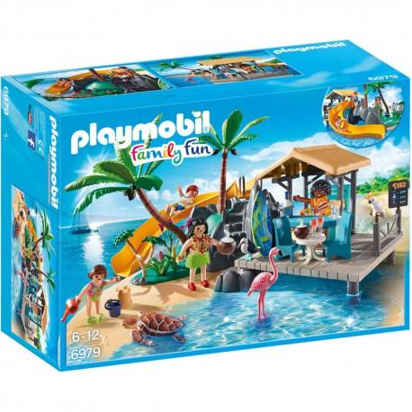 Playmobil 6979 Vakantie eiland met strandbar
