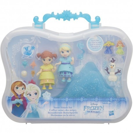 Disney Frozen Little Kingdom speelkoffertje Snow Sisters