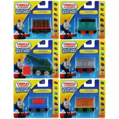Thomas de trein Collectable Railway wagonnen set