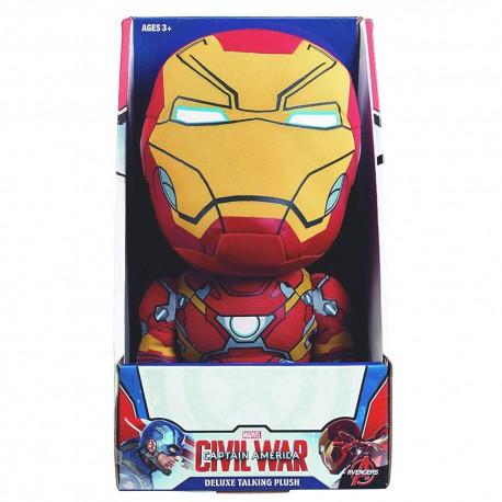 Iron Man knuffel met geluid en licht
