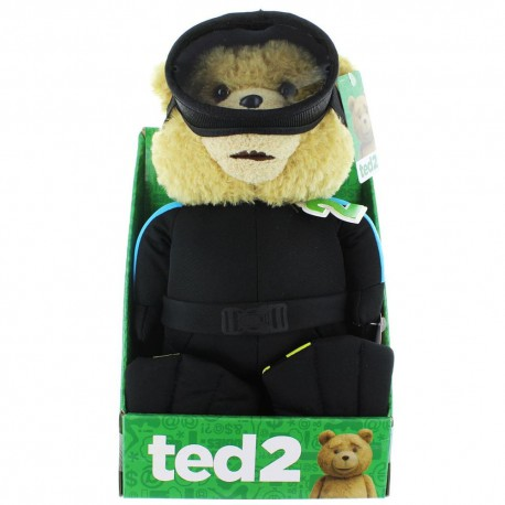 Ted 2 pratende knuffel - duikpak