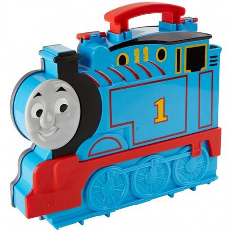 Thomas de trein 2-in-1 draagkoffer