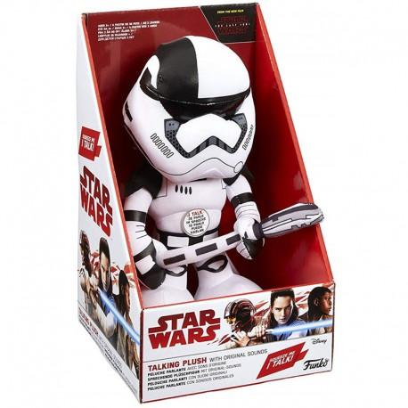 Star Wars First Order Executioner knuffel met geluid