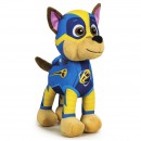PAW Patrol knuffel Chase Mighty Pups 27cm