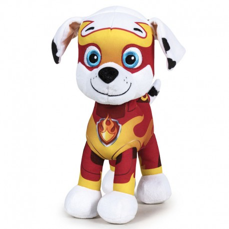 PAW Patrol knuffel Marshall Mighty Pups 27cm