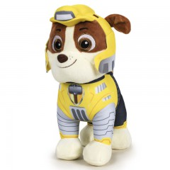 PAW Patrol knuffel Rubble Mighty Pups 27cm