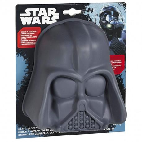 Star Wars siliconen cake vorm Darth Vader
