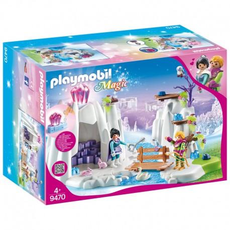 Playmobil 9470 Magic kristallen diamantgrot