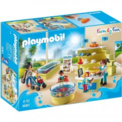 Playmobil 9061 Aquariumshop